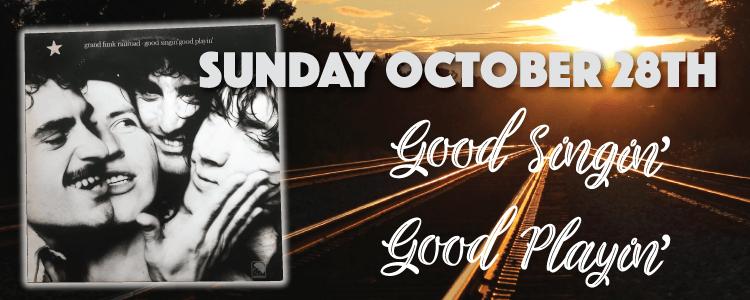 Grand Funk Railroad - Good Singin' Good Playin'