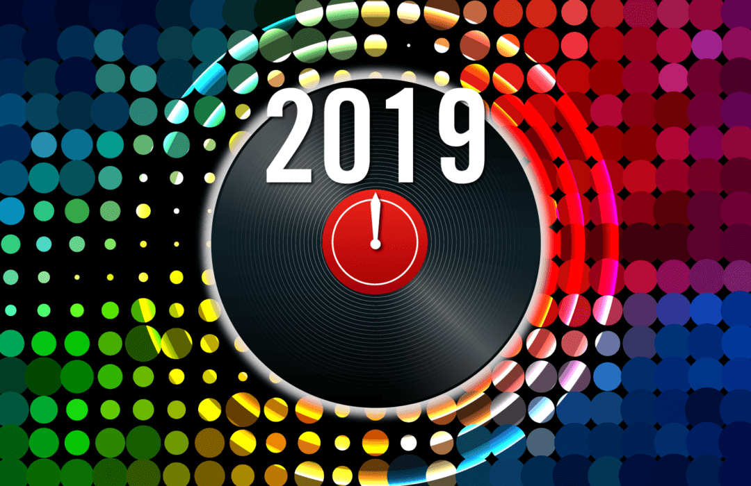 New Year's Eve playlist at From the Bottom of the Record Box