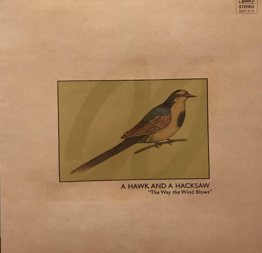 A Hawk and a Hacksaw - White Vinyl BAY 51V