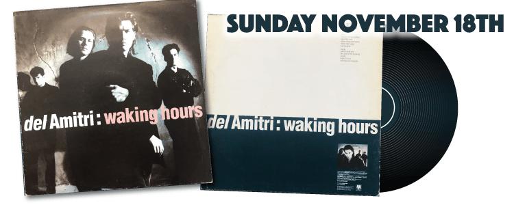 Del Amitri Waking Hours AMA 9006