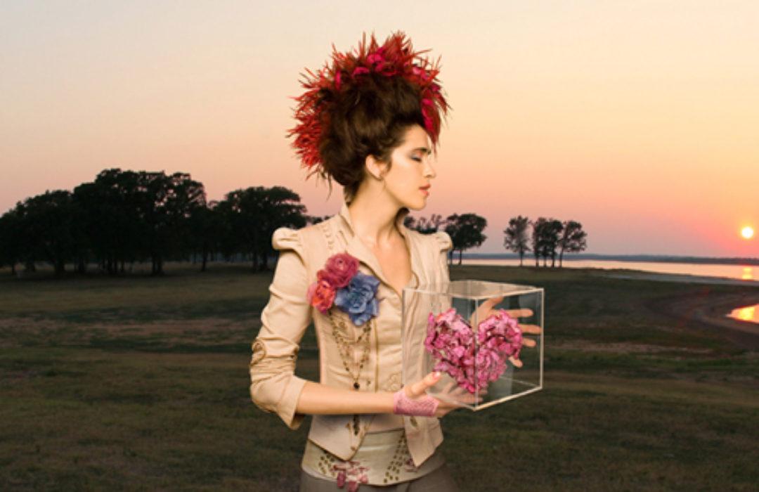 Ryan Obermeyer's original digital image for Headlock by Imogen Heap