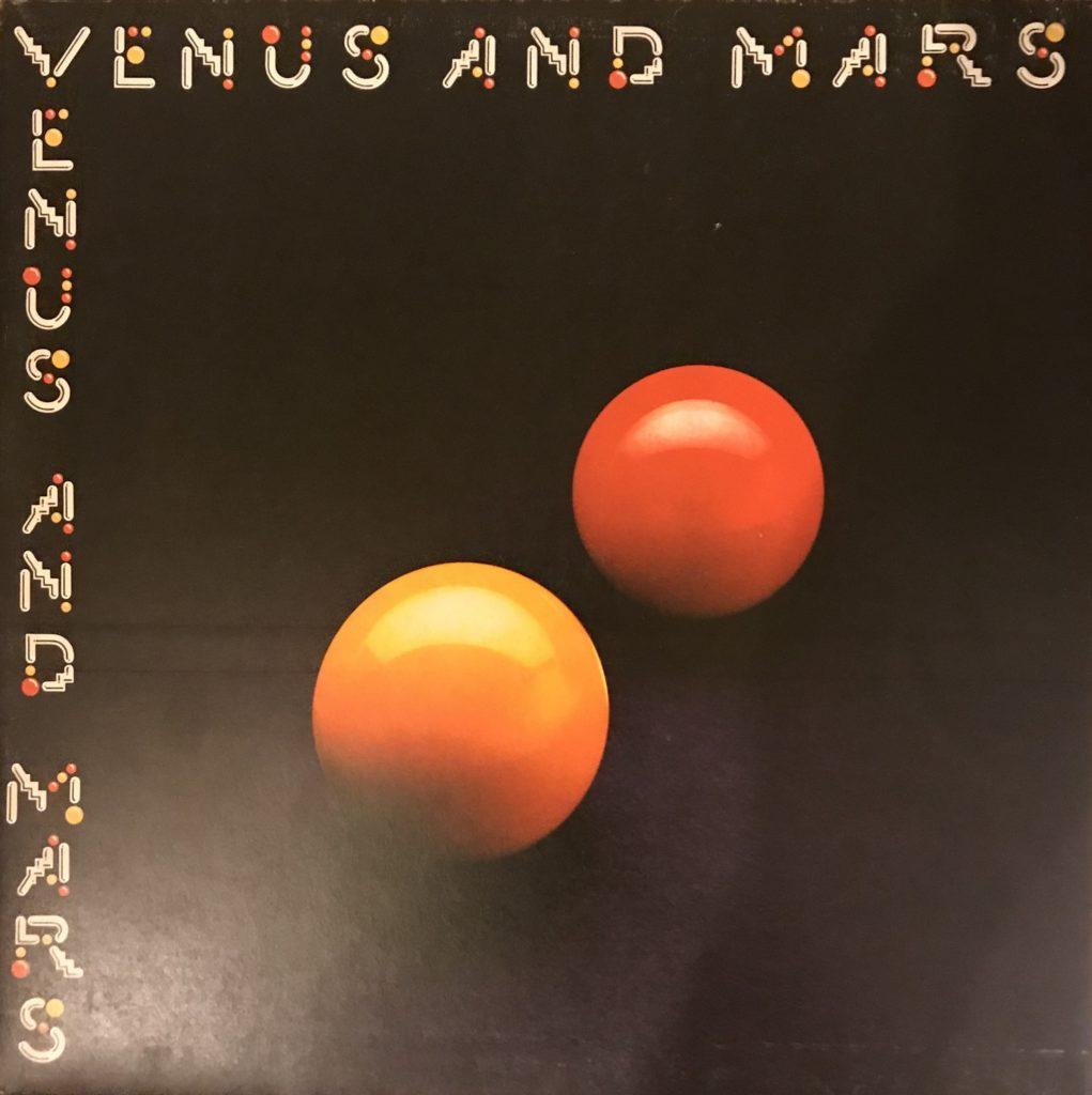 Wings - Venus and Mars 1975 PCTC 254