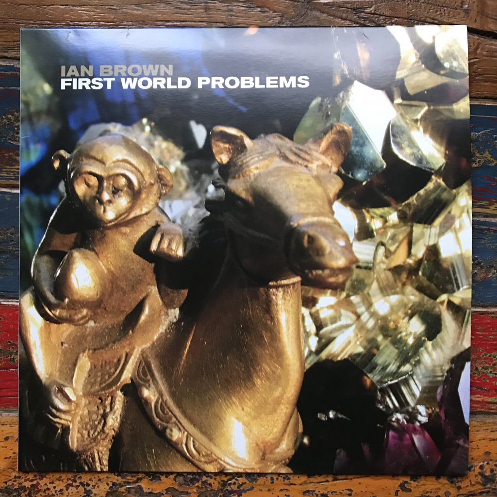 "Ian Brown - First World Problems 12"" Vinyl VST-2171"