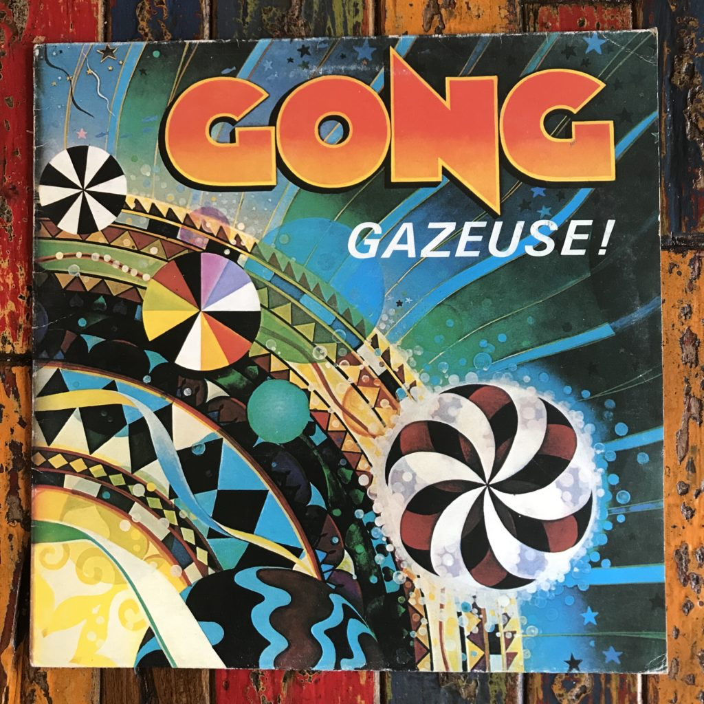 Gong Gazeuse 1984 reissue UK OVED18