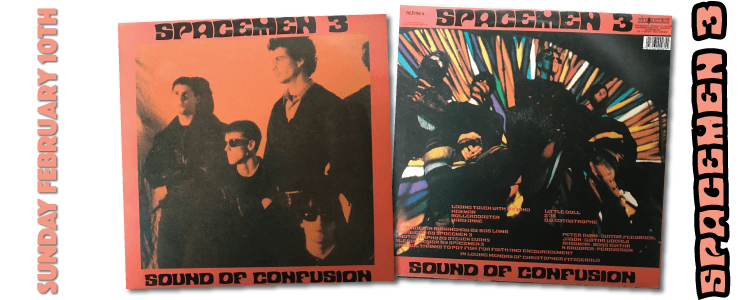 Spacemen 3 -Sound of Confusion
