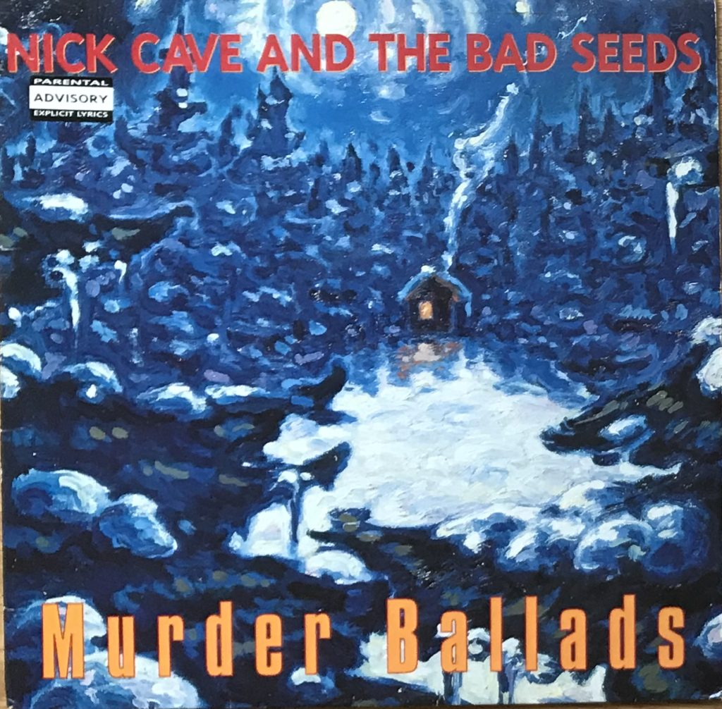 Murder Ballads Nick Cave and The Bad Seeds LP UK Stumm138 1996 release