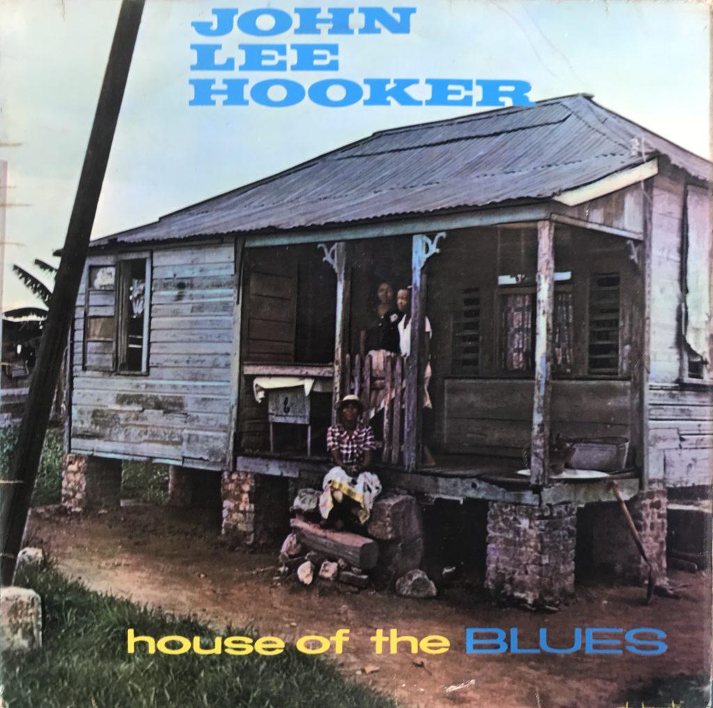 John Lee Hooker House of the Blues 1964 NPL28042