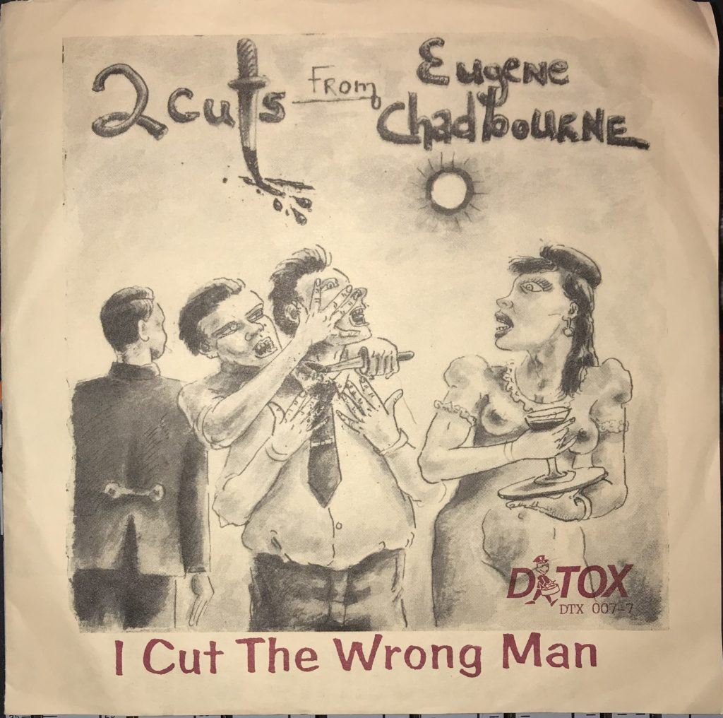 two cuts from Eugene Chadbourne DTX007 1992