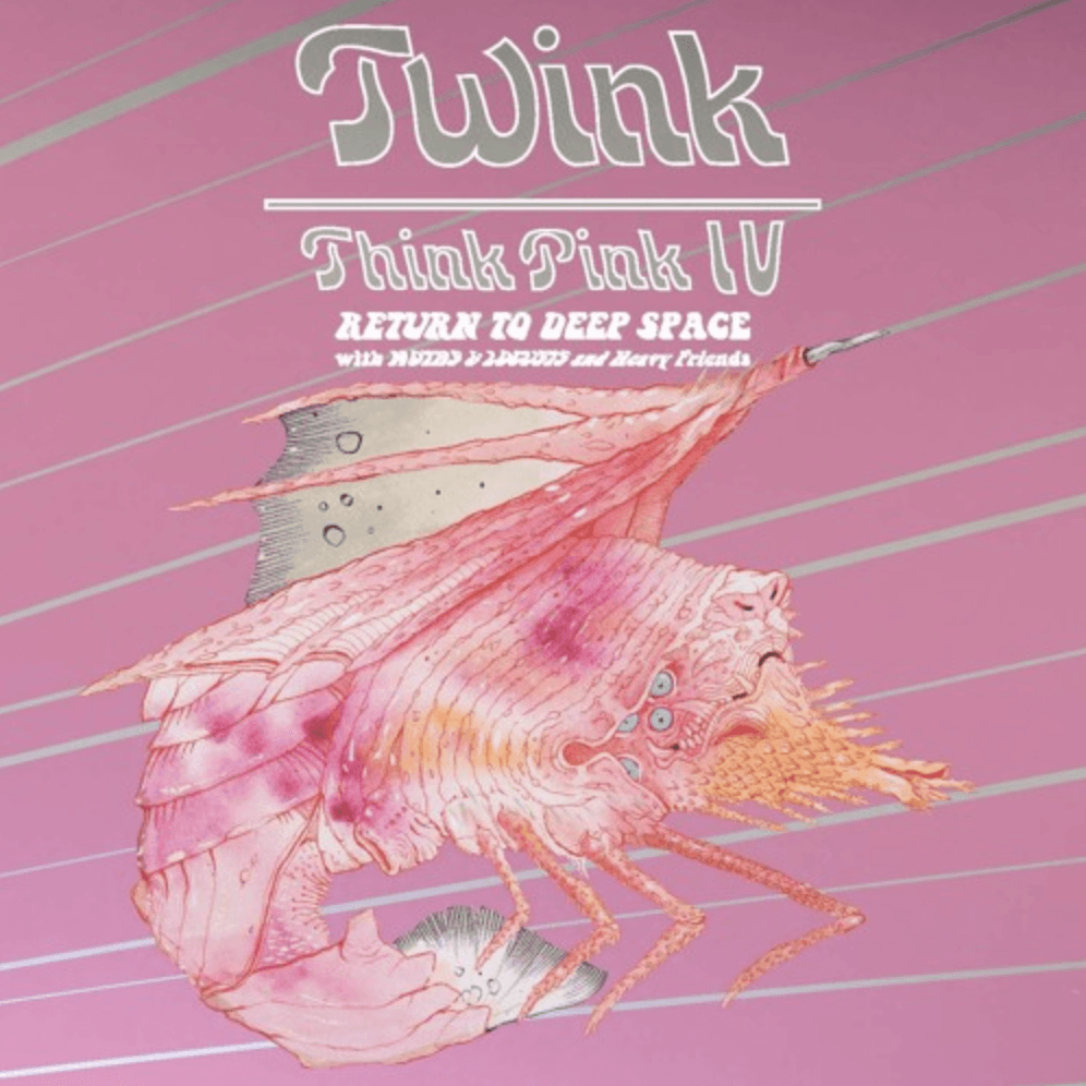 Twink Think Pink IV Return to Deep Space