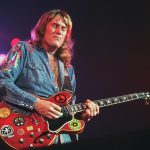 Alvin Lee playing Woodstock 1969