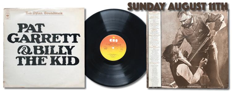 Bob Dylan Pat Garrett and Billy the Kid 1973 Sam Pakinpah