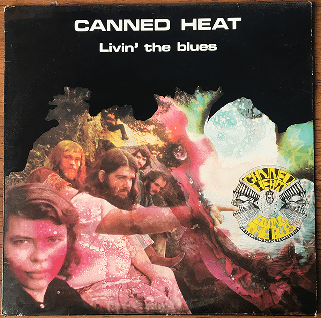 SEE 97 Livin the Blues Canned Heat