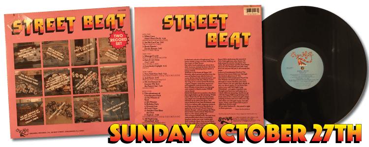 Sugarhill records street beat 1994 vinyl 2 disc set