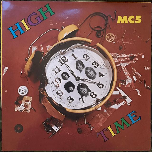 MC5 High Time Vinyl